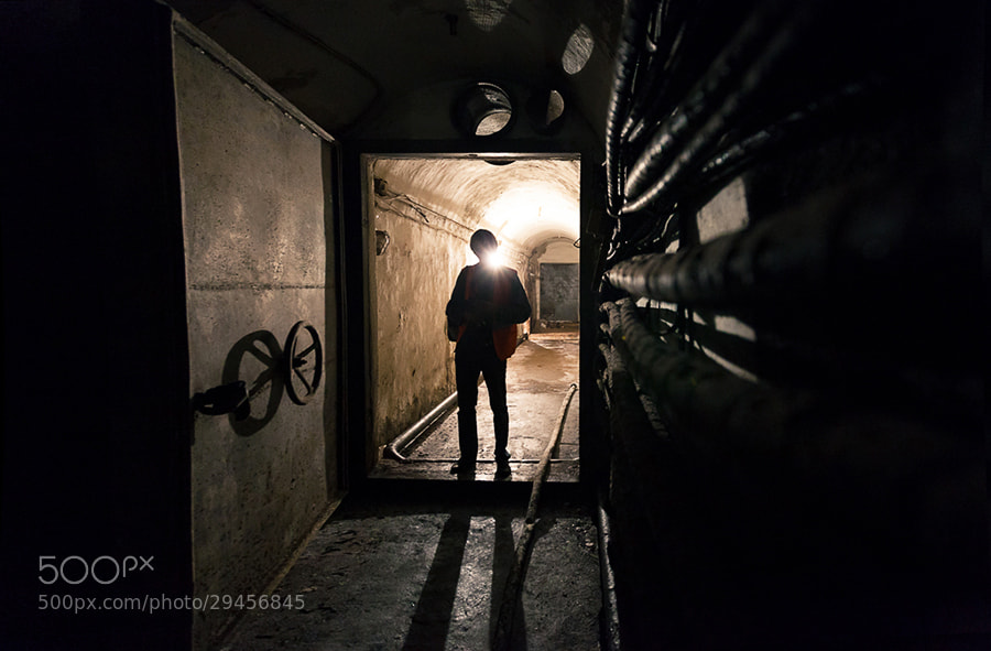 Photograph Secret underground lines by Victor Sukhorukov on 500px