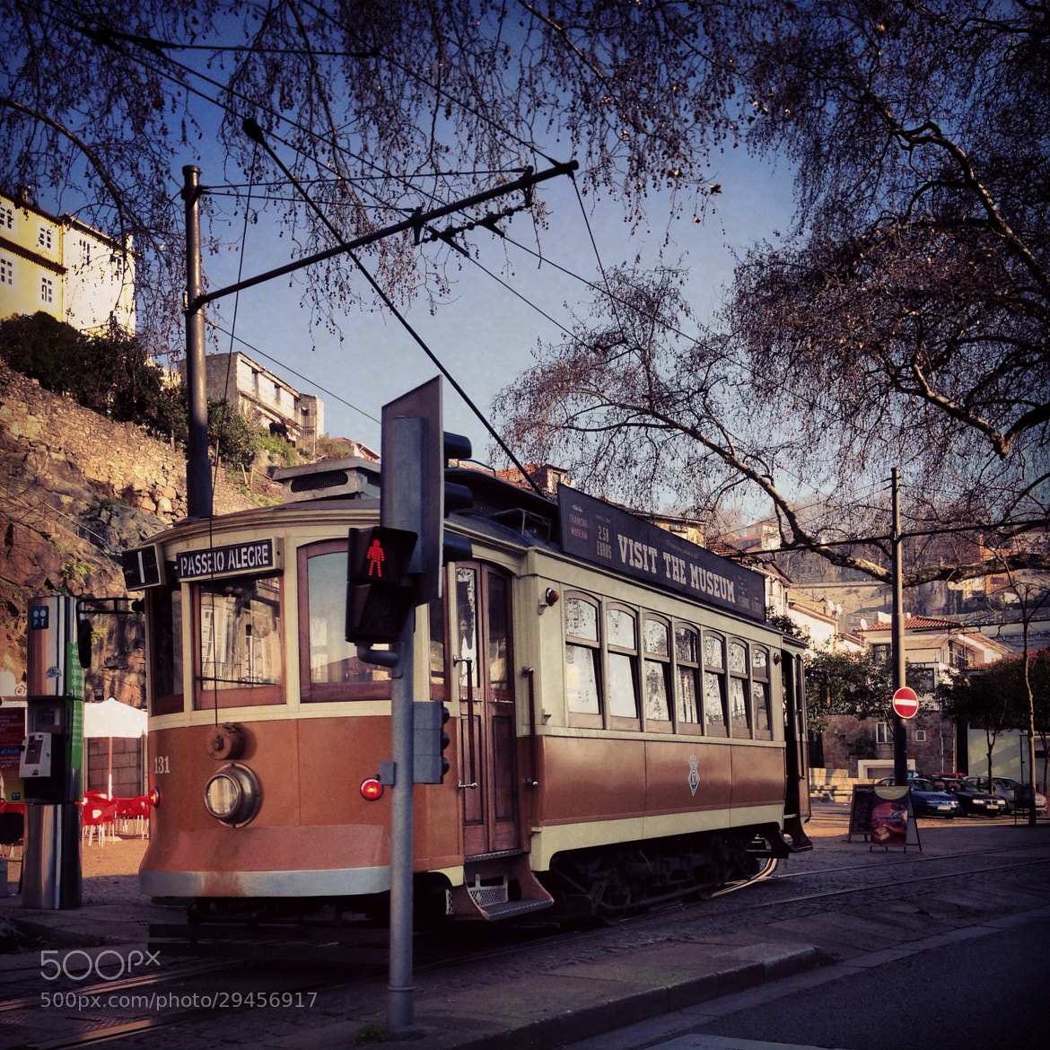 Photograph Cable car  by Cesar Fernandes on 500px