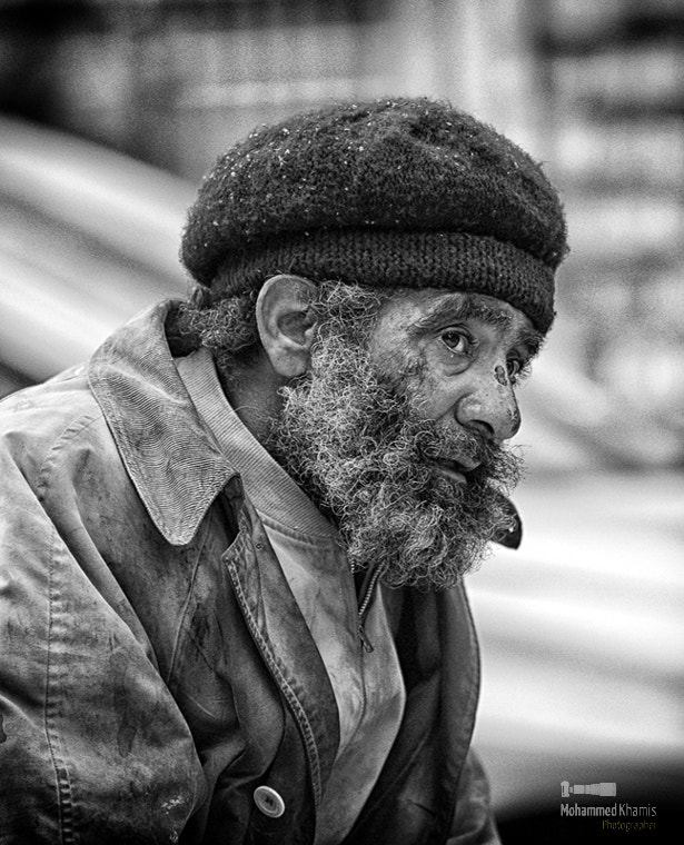 Photograph The greatness of patience and cruelty of life by MOHAMMED KHAMIS on 500px