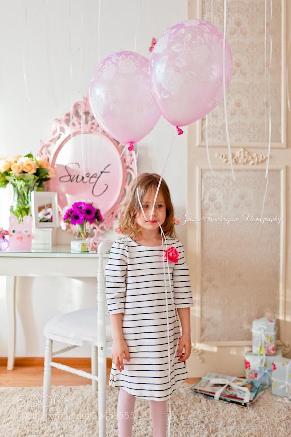 Photograph I'm 4 today! by Galina Kochergina on 500px