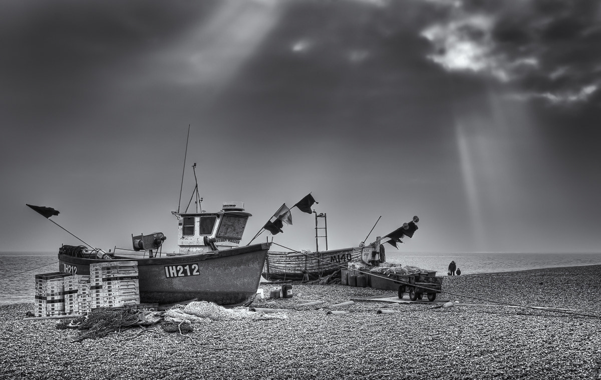 Photograph Fishing Boats by Ann Thomstad on 500px