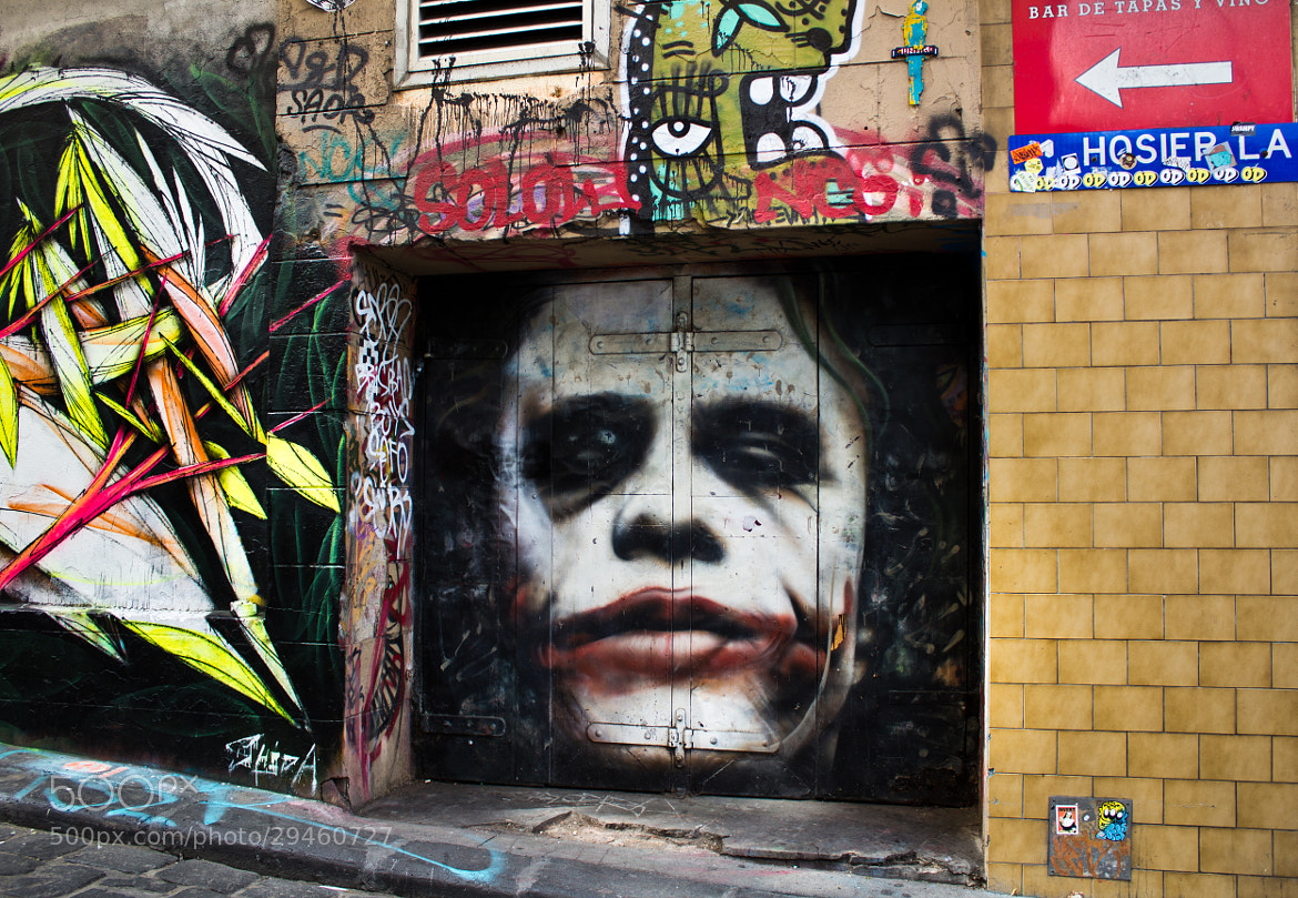 "Photograph ""The Joker"" by Adam Crins on 500px"
