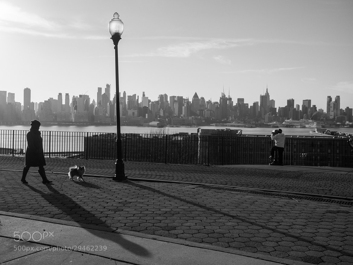 Photograph so far to go // west new york, usa by Pamela Ross on 500px