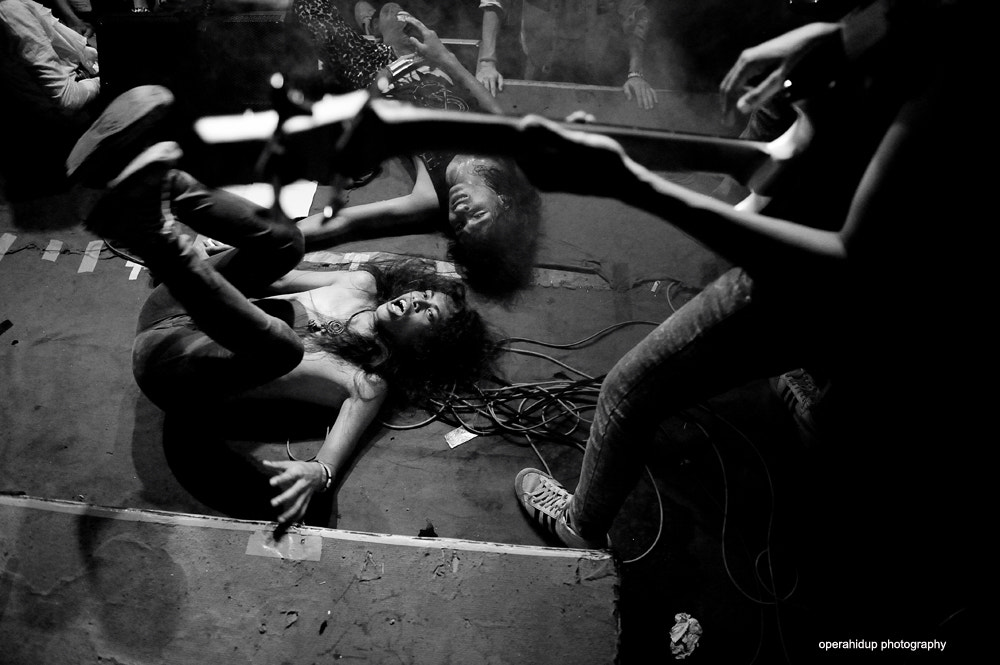 Photograph HEAVY METAL GIGS by OPERAHIDUP PHOTOGRAPHY on 500px