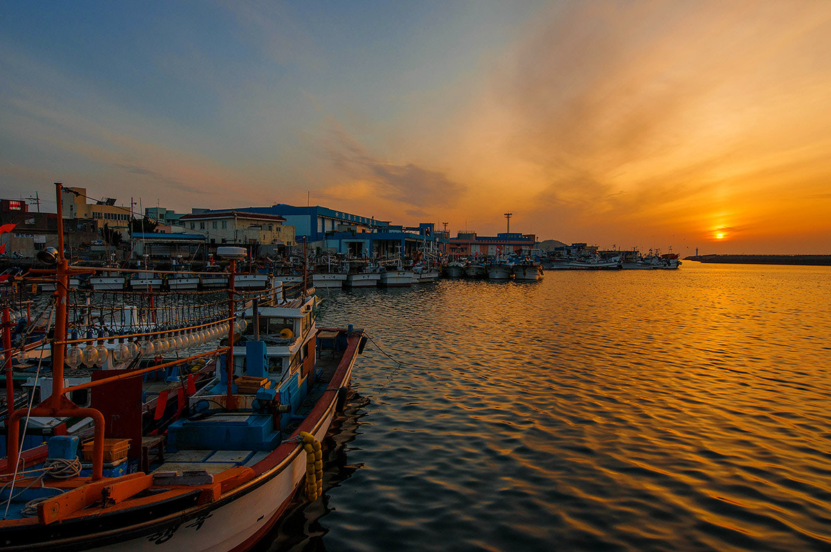 Photograph Sunset by Mr. King on 500px