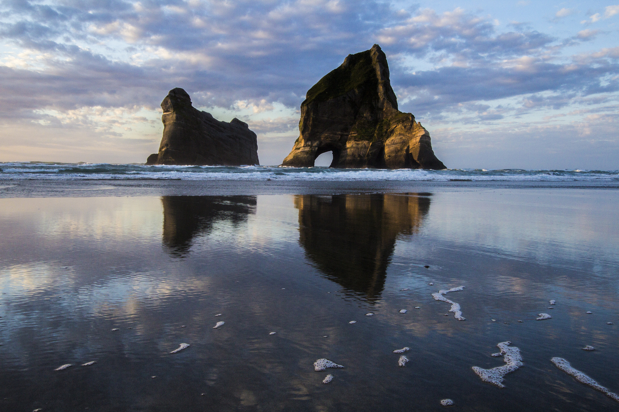 Photograph Wharariki Beach Archway Islands by Adam Crins on 500px