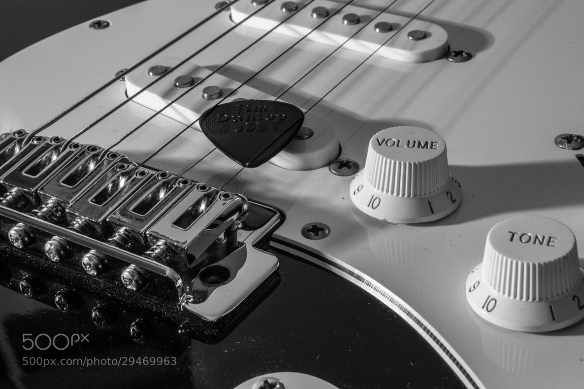 Photograph Electric Guitar by Michael   on 500px