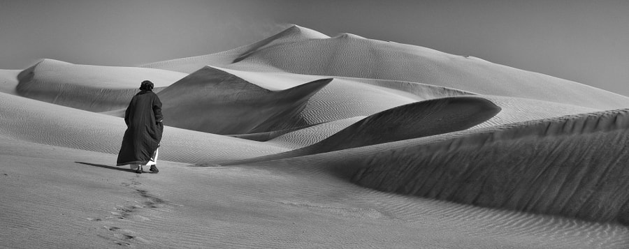 The Nomadic Empty Quarter by Matt MacDonald on 500px.com