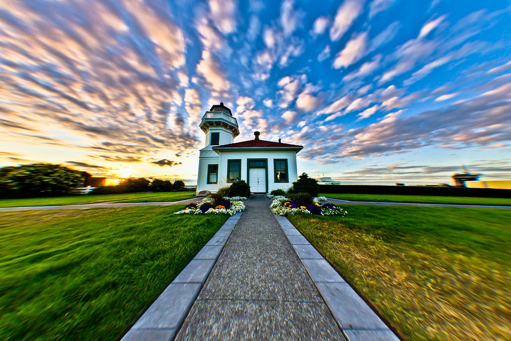 Photograph A Summer Sunset at Mukilteo by Michael Riffle on 500px