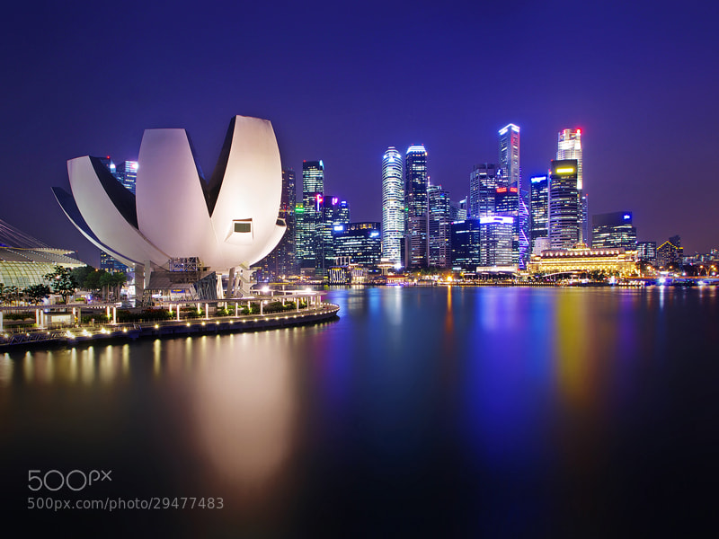 Photograph Glowworld by WK Cheoh on 500px