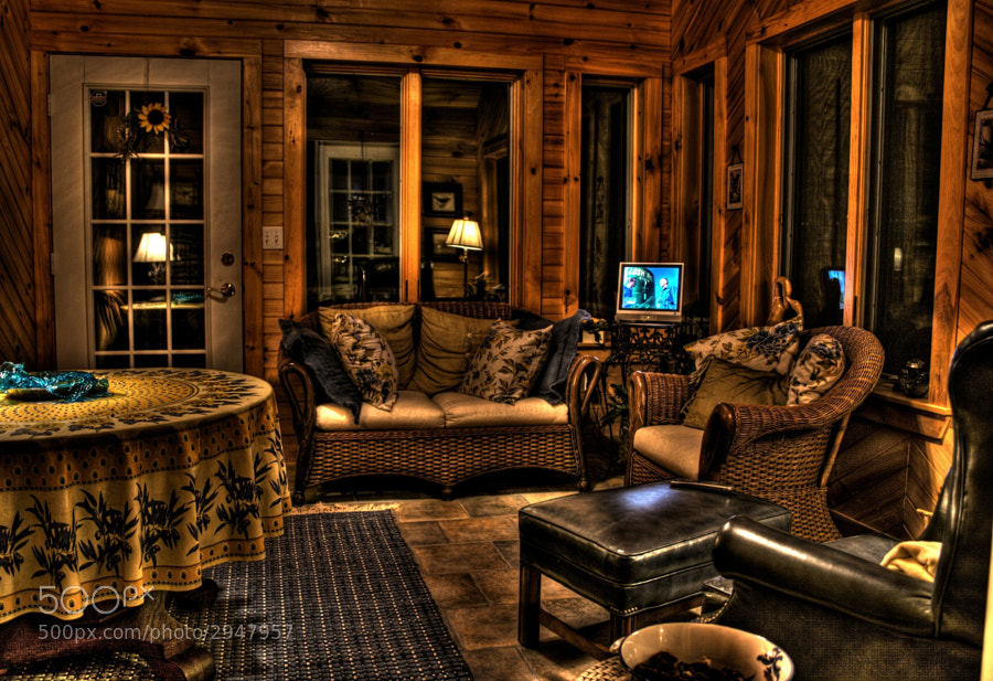 Photograph HDR Living Room by Kevin Konikowski on 500px