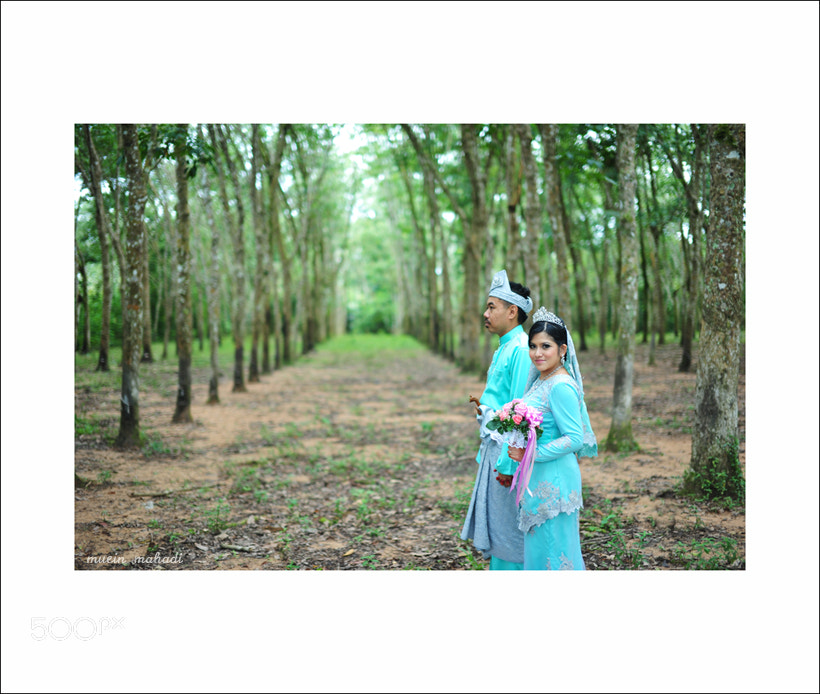 Photograph outdoor wedding by muein mahadi on 500px