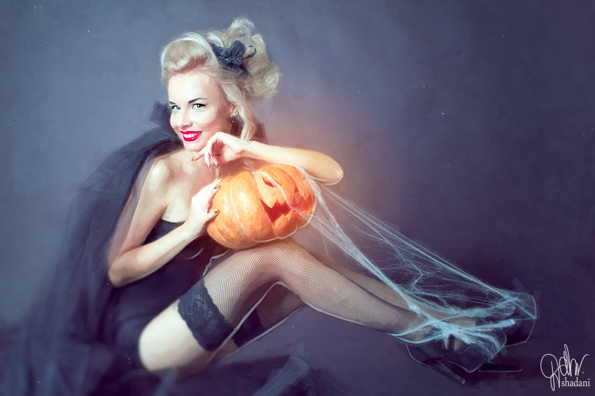 Photograph Happy Halloween! IV by Katusha Davydenko on 500px