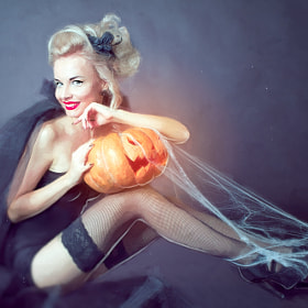 Happy Halloween! IV by Katusha Davydenko (shadani)) on 500px.com