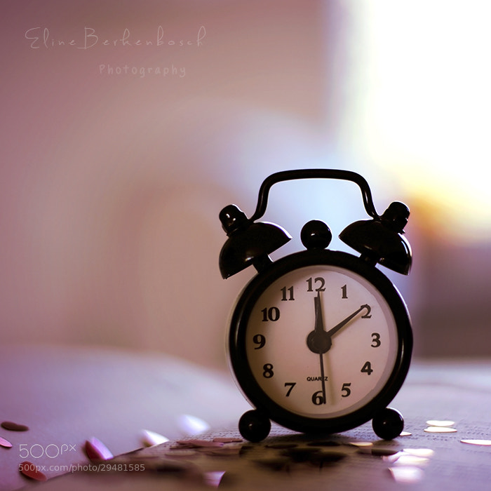 Photograph Time is Ticking by Eline Berkenbosch on 500px