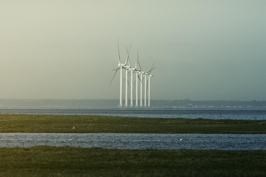windmills by Vladimir Maric on 500px.com