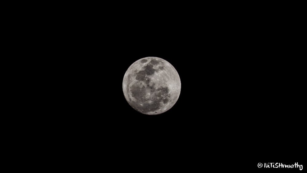 Photograph Full Moon Tonight by Nitish Murthy on 500px