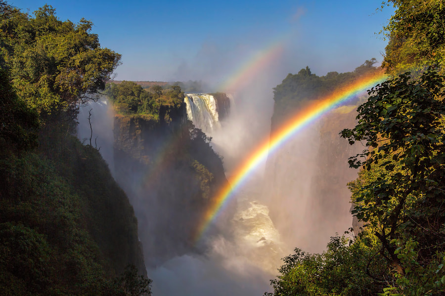 Vicfalls by Michael Voss on 500px.com