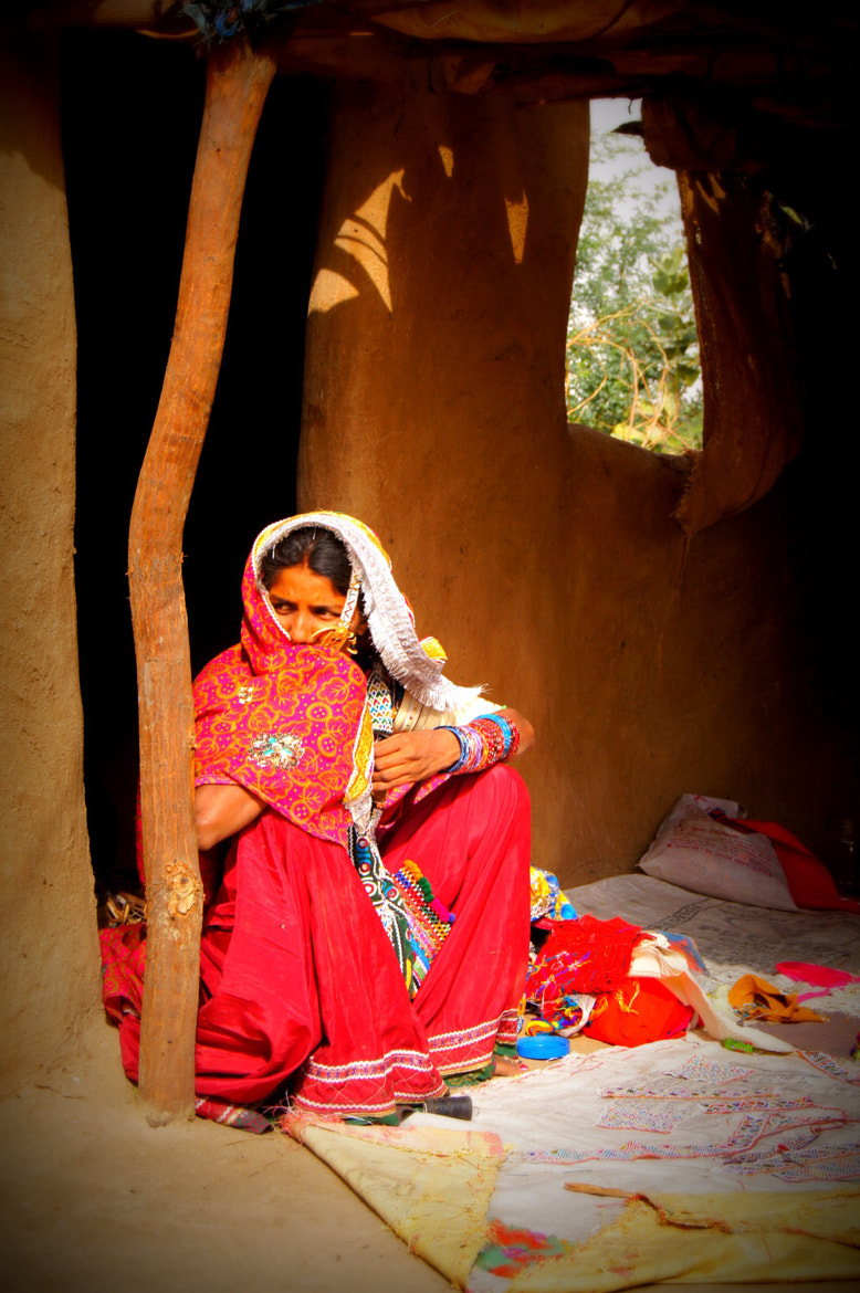 Photograph Lonely Kutchi by Sneha Sathiyanarayanan on 500px