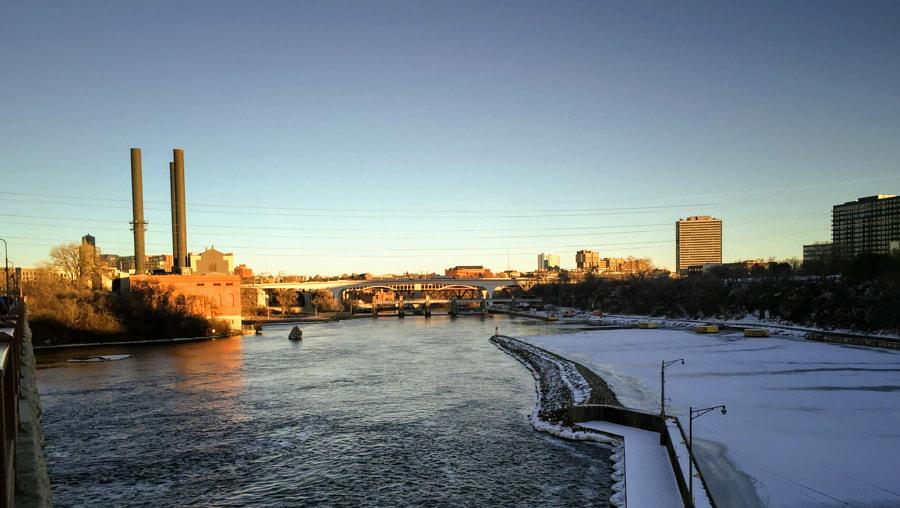 Mississippi River by David Erickson on 500px.com