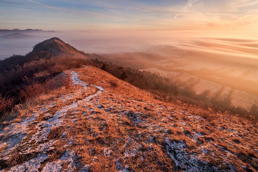 Czech Central Mountains by TOMÁŠ MORKES on 500px.com