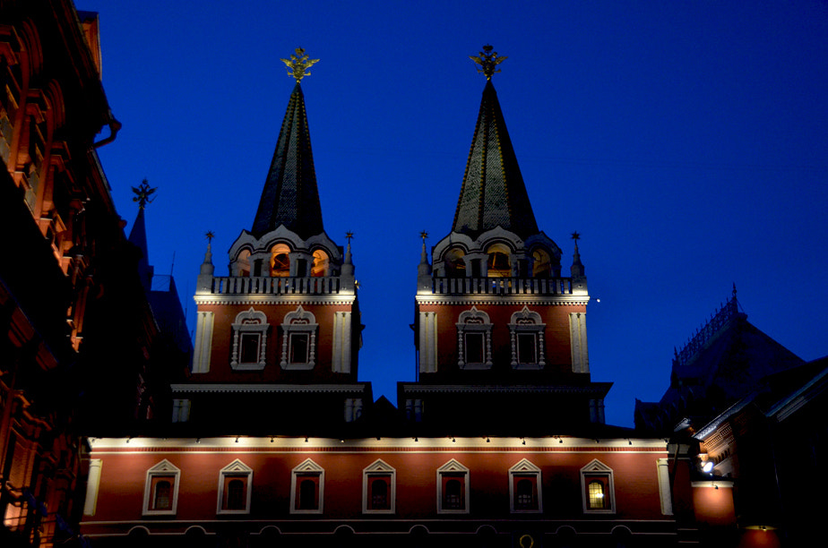 Photograph Blue Night of Kremlin.. by Korhan Karagulle on 500px