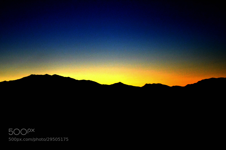 Photograph Yosemite Horizon by Ciarán  Neilan on 500px