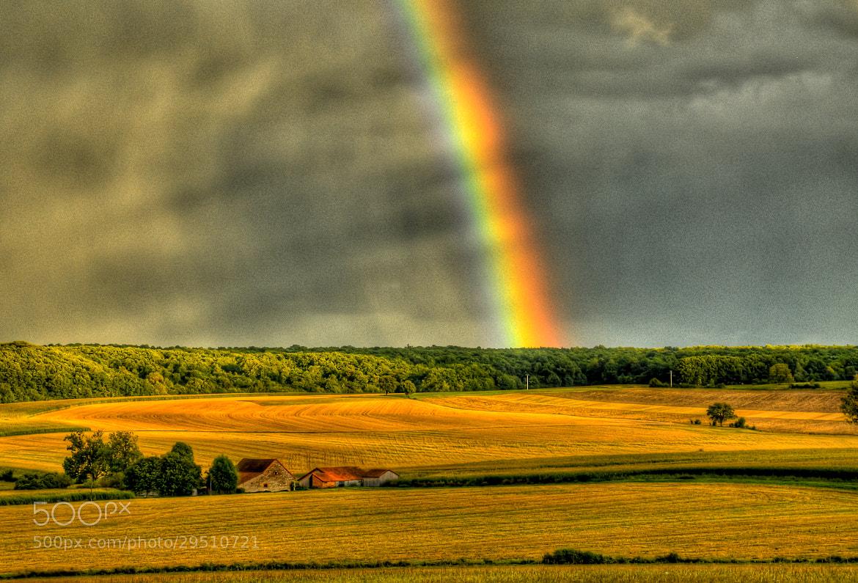 Photograph Rainbow by Simone Heuer & Johannes Becker on 500px