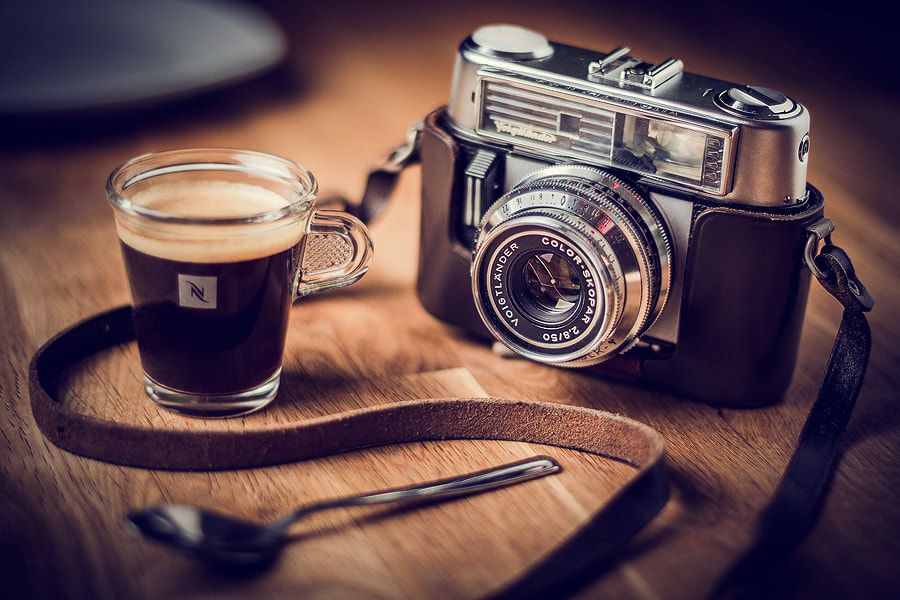 Photograph Voigtländer. What else? by David Sonnweber on 500px