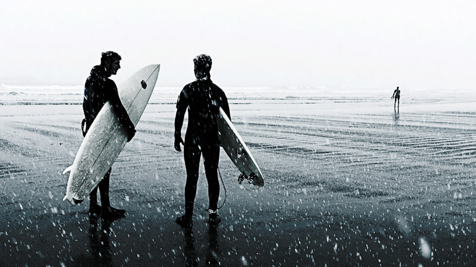Photograph Snow Surfing, Tofino by Tomasz Wagner on 500px