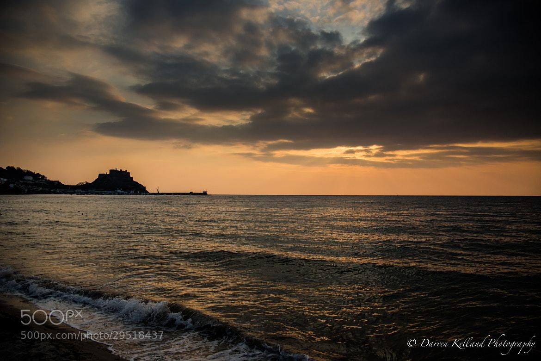 Photograph Dawn at Mont Orgueil by Darren Kelland on 500px