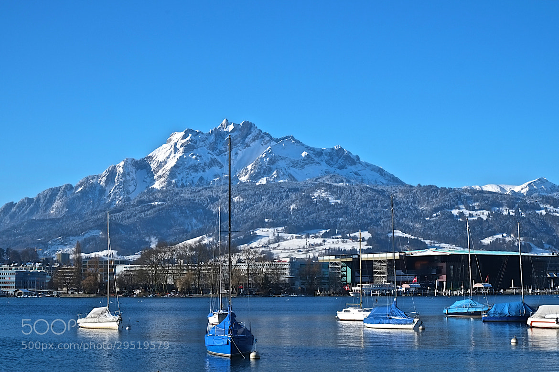 Photograph Swiss Alps by Edward Yu on 500px