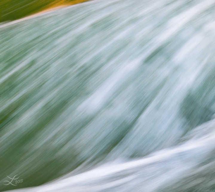 Photograph Water Trails by Laura Knauth on 500px