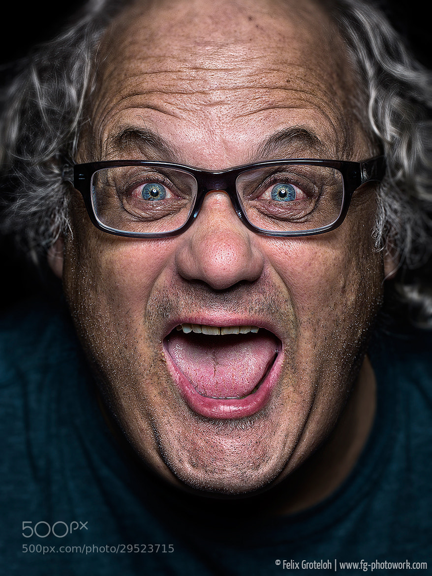 Photograph Eugene Chadbourne by Felix Groteloh on 500px