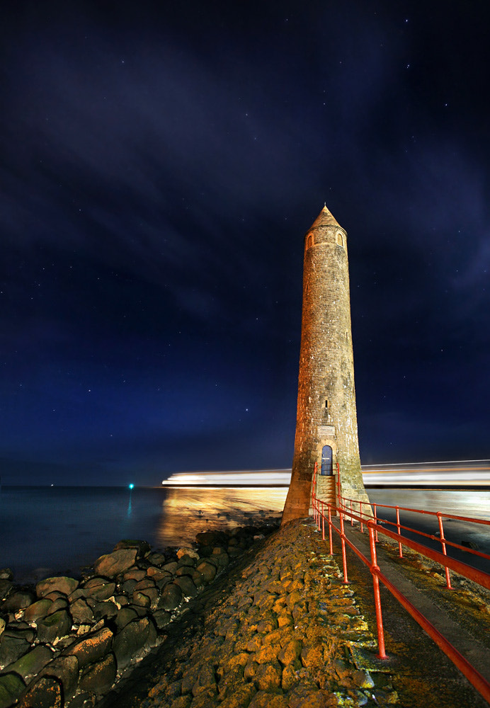 Photograph Chaine Tower Lighthouse by Stephen Emerson on 500px