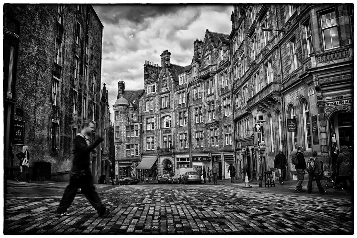 Photograph What's the Rush? by Ian McConnell on 500px