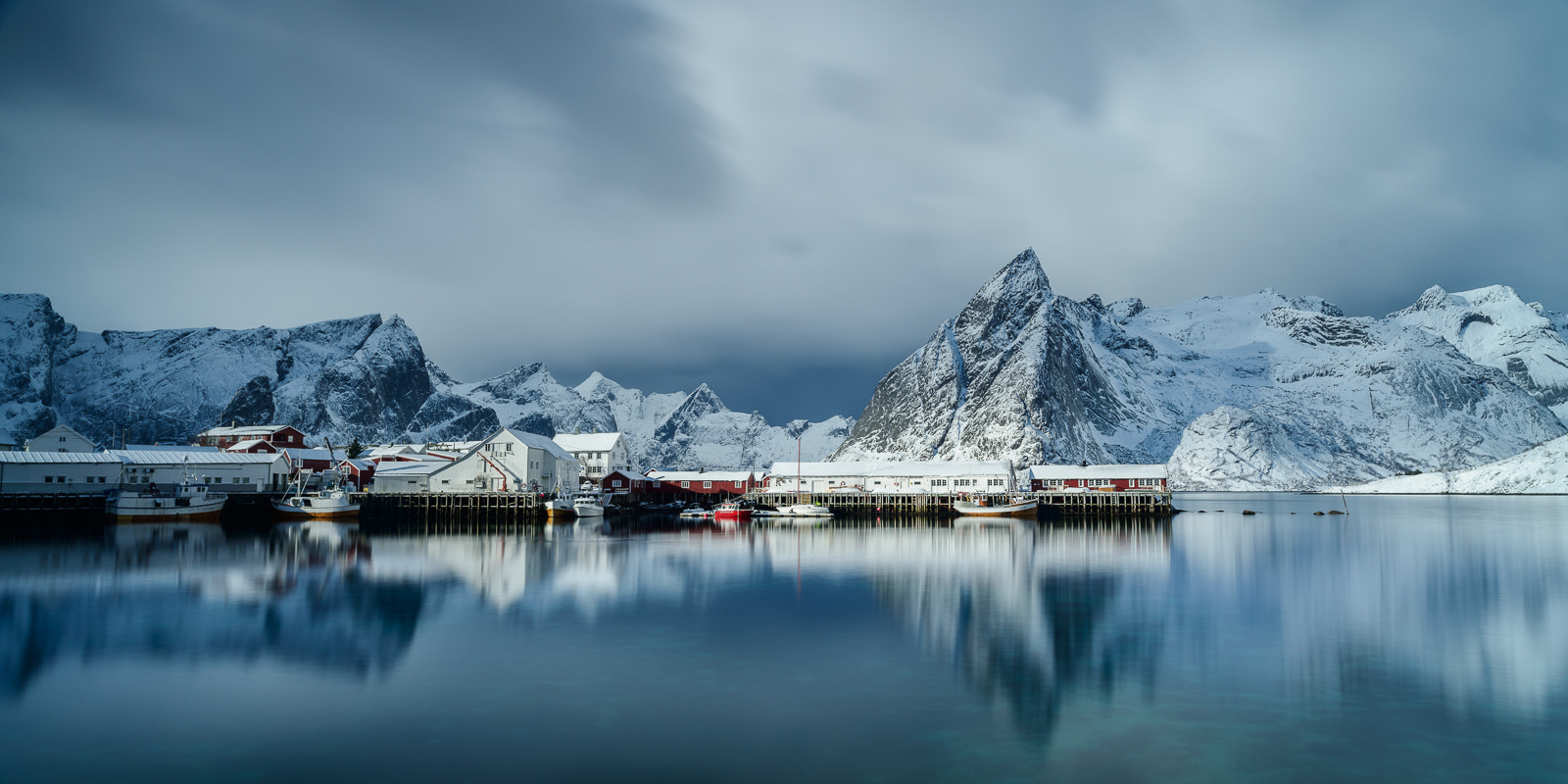 Photograph Hamnøy I by Ajit Menon on 500px