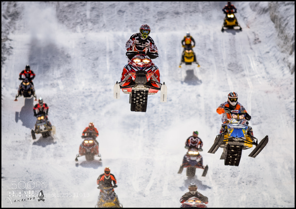 Photograph Snowcross Jump by D-TaiL C.N on 500px