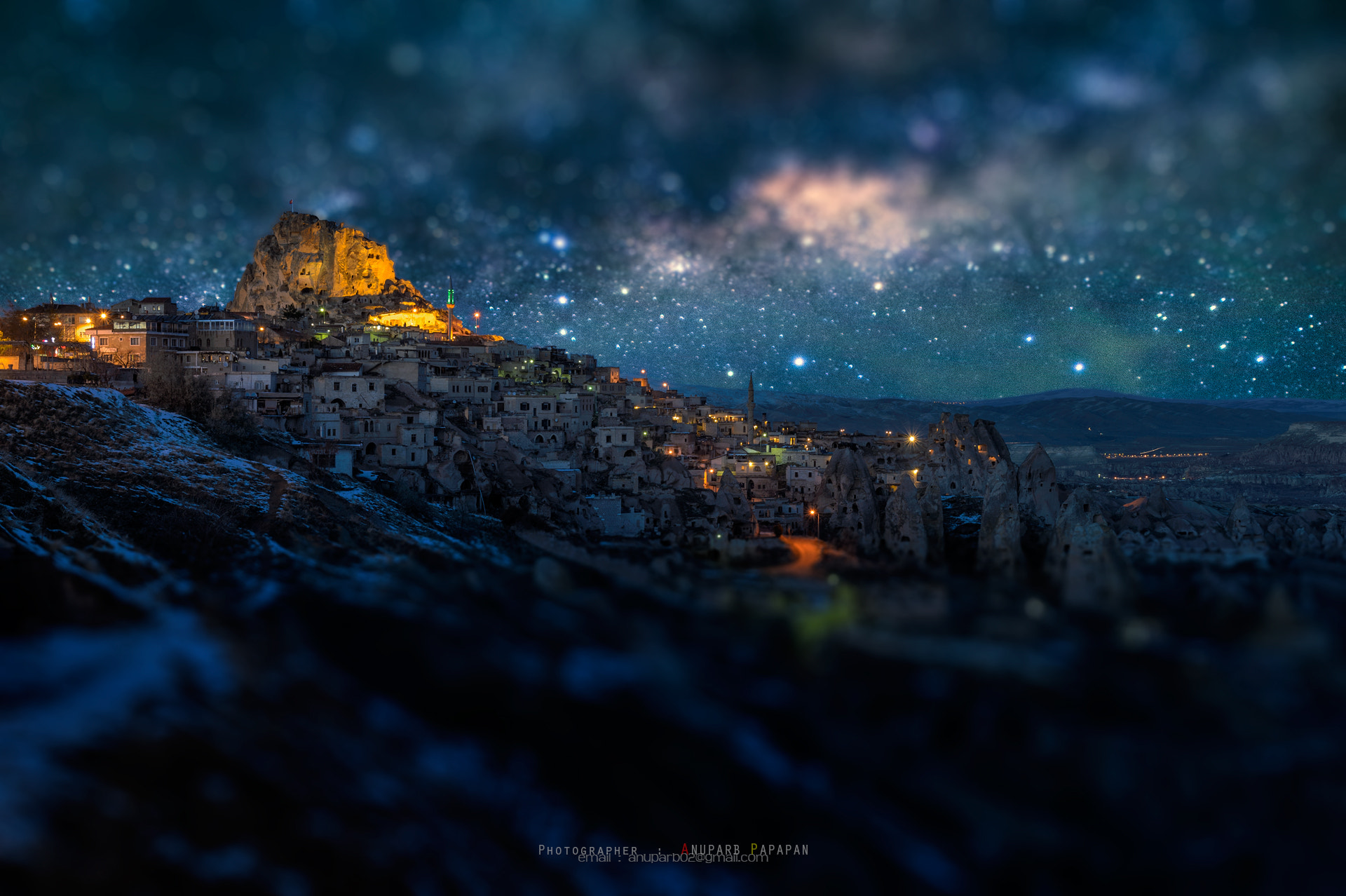 Photograph Stars and Bokeh by Anuparb Papapan on 500px