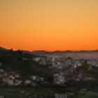 Sunrise at Chefchaouen, Morocco