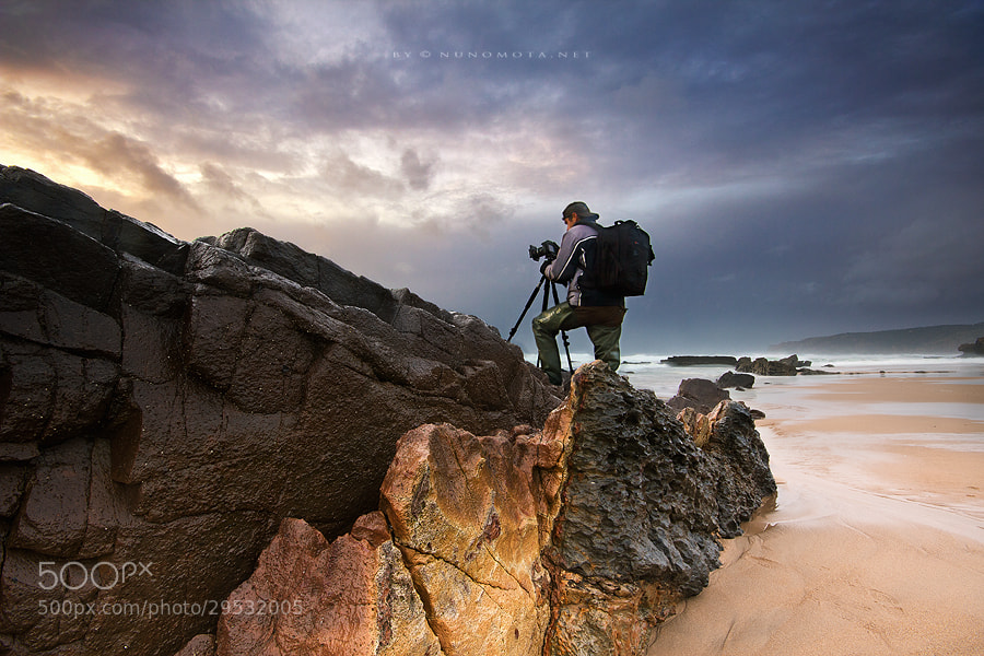 Photograph Luís Silva by Nuno Mota on 500px