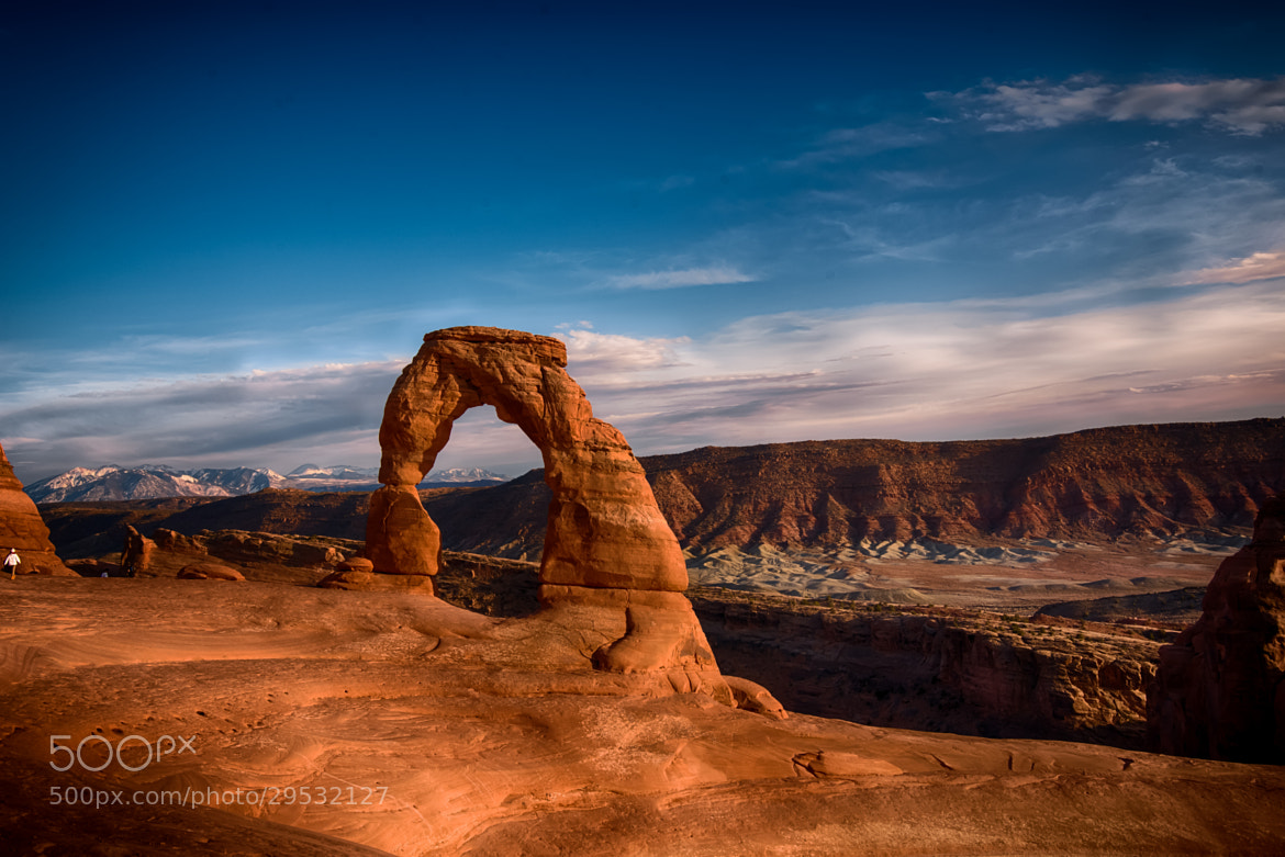 Photograph Delicate Arch  by Chris Robison on 500px