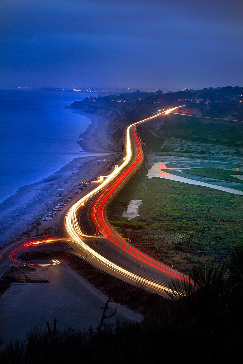 Photograph Driving along the California Coast by Milind Parelkar on 500px