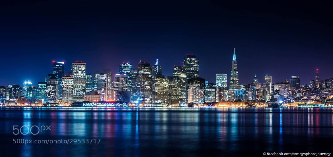 Photograph San Francisco by Toneys_Photo_Journey on 500px