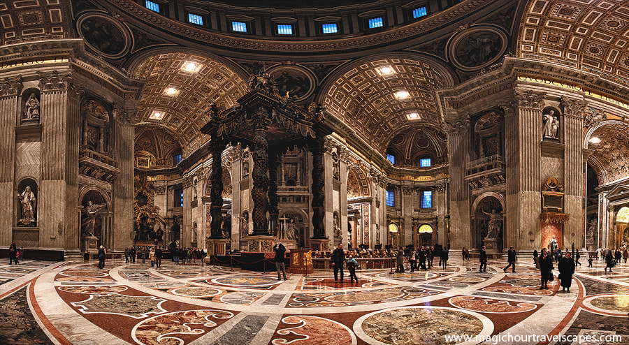 Photograph St Peter's Basilica by Kah Kit Yoong on 500px