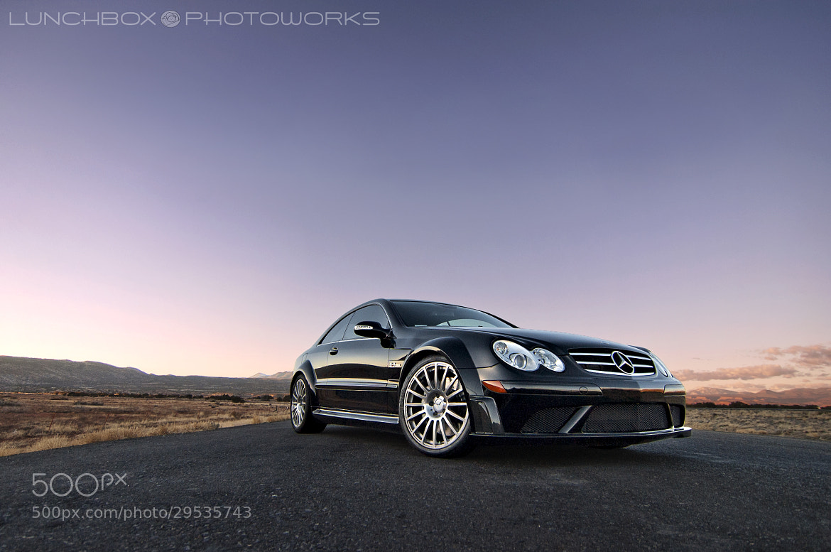 Photograph CLK63 Wide Front by Joshua Coleman on 500px