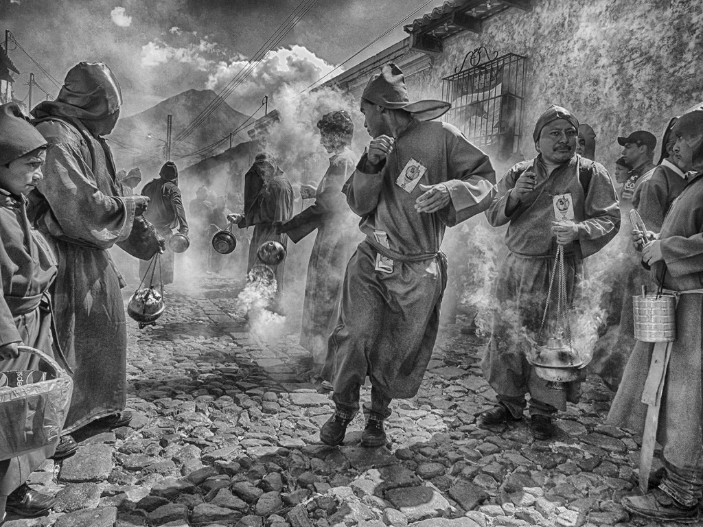 Photograph The Start of Holy Week  2- 13 by Blindman shooting on 500px