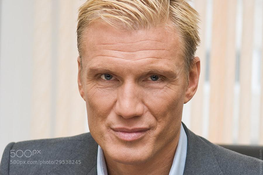 Dolph Lundgren by Irina Vasilevitskaya on 500px.com