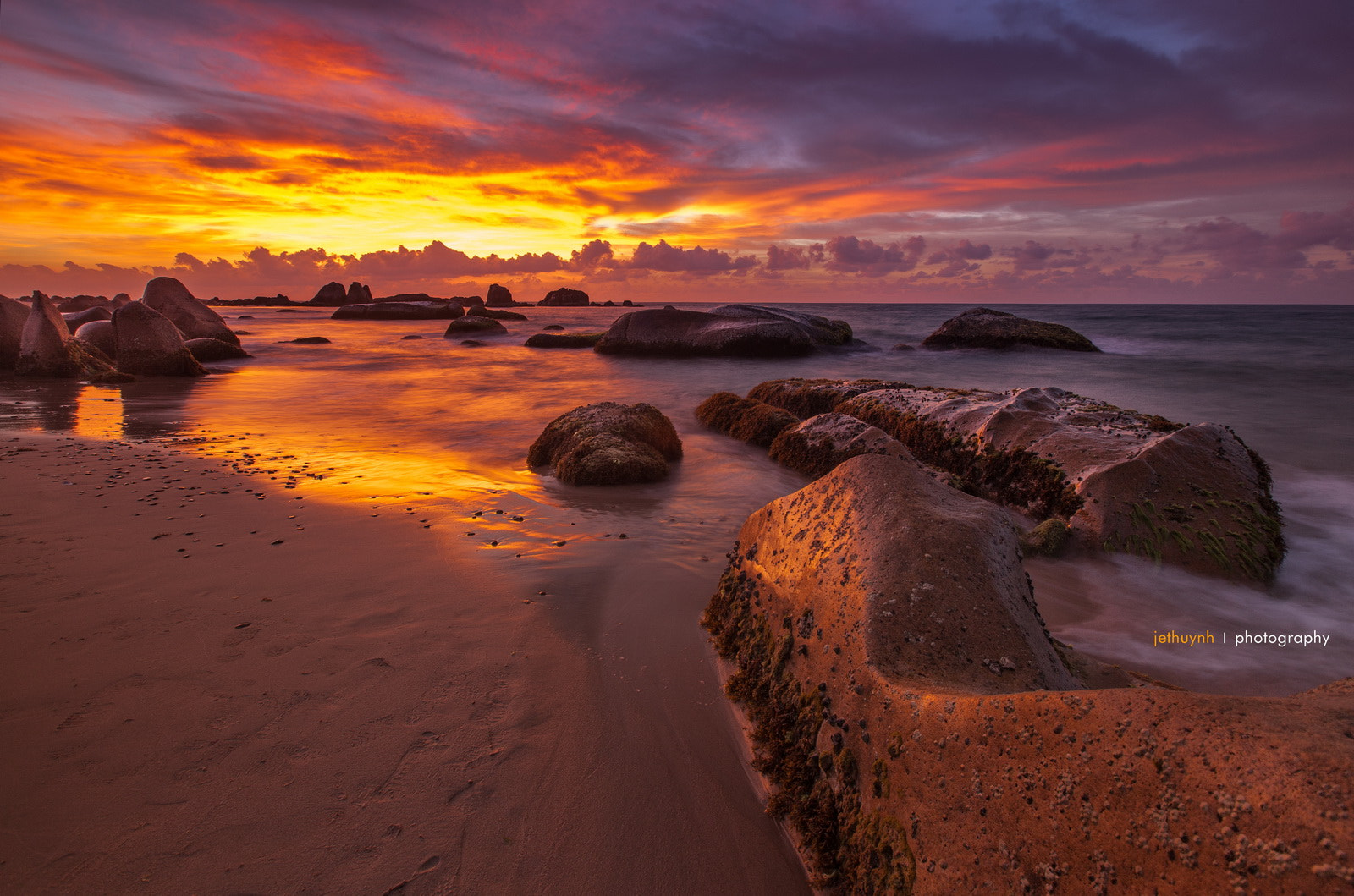 Photograph Sunrise by Jet Huynh on 500px