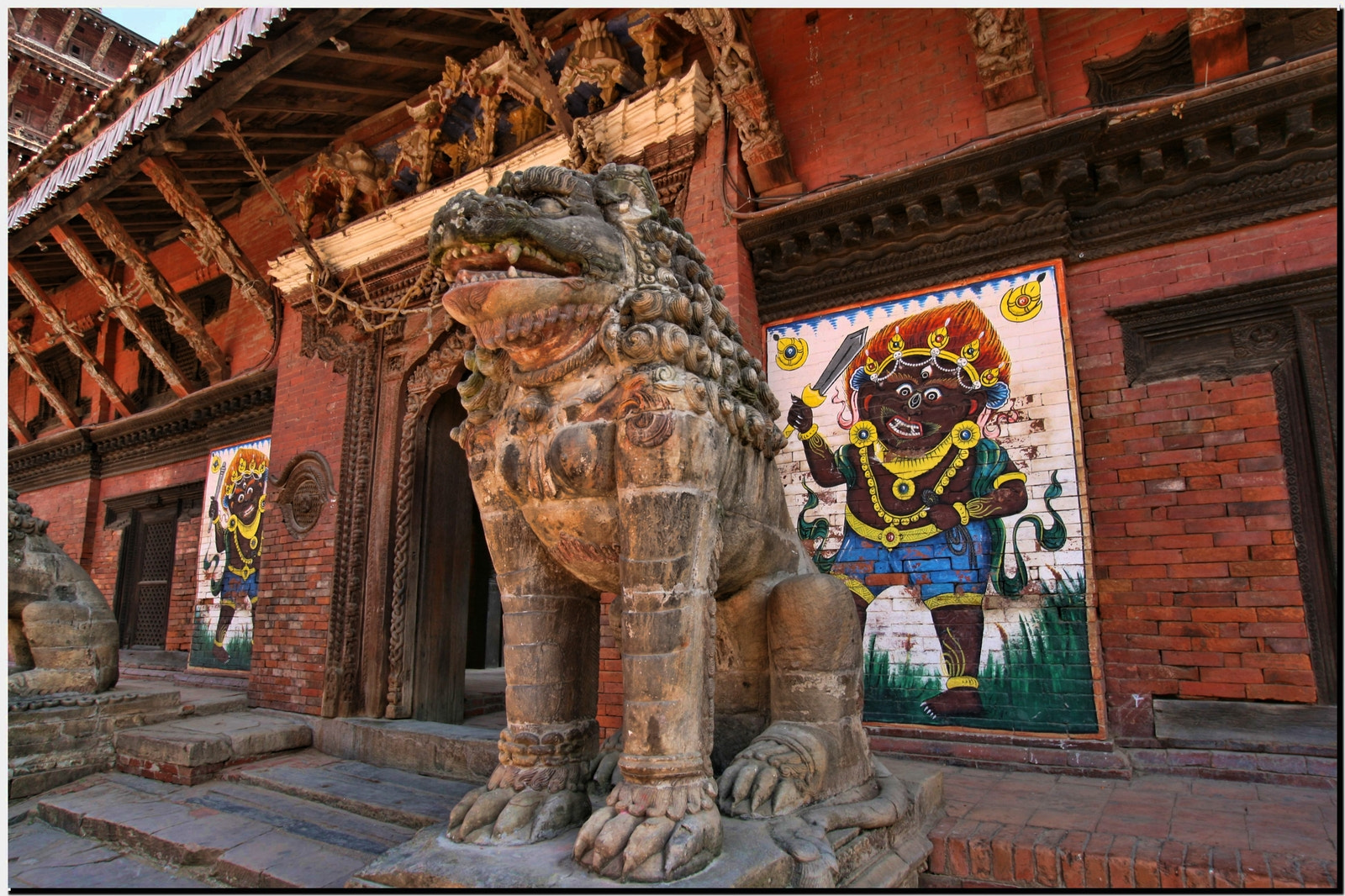 Photograph Nepalese Lion , Nepal by Andrei Fried on 500px